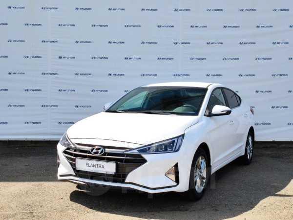 Hyundai Elantra, 2020 год, 1 350 000 руб.