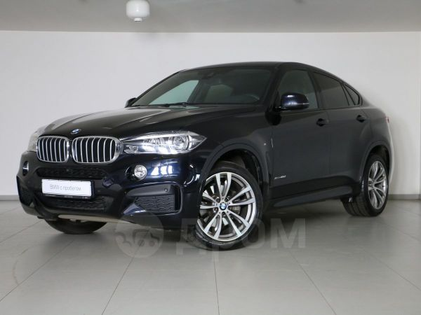 BMW X6, 2018 год, 4 340 000 руб.