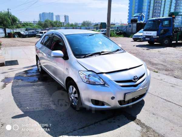 Toyota Belta, 2008 год, 340 000 руб.