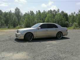 Комсомольск-на-Амуре Lexus LS430 2001