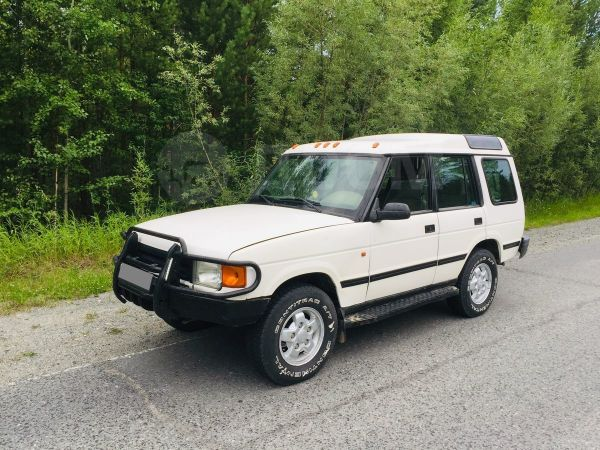 Land Rover Discovery, 1997 год, 295 000 руб.