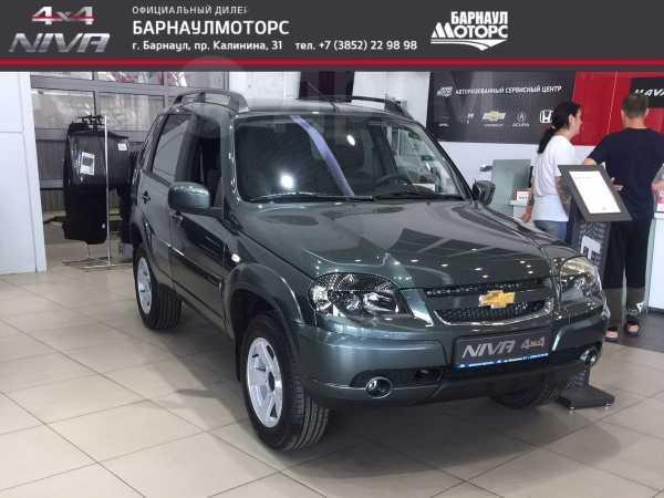 Chevrolet Niva, 2020 год, 851 800 руб.
