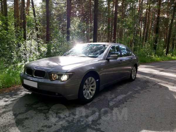 BMW 7-Series, 2002 год, 365 000 руб.