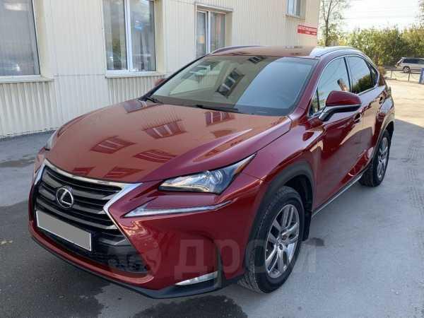 Lexus NX200, 2015 год, 1 925 000 руб.