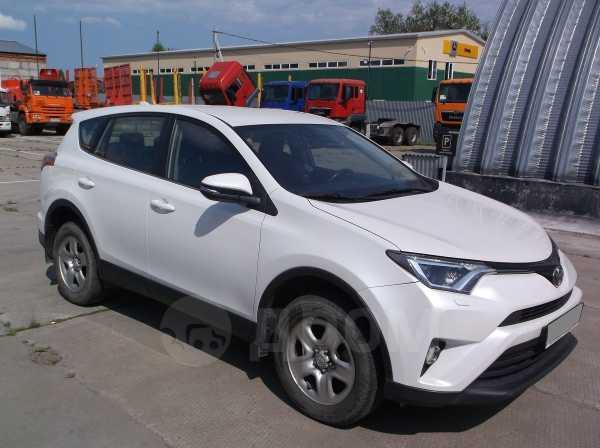 Toyota RAV4, 2016 год, 1 415 000 руб.