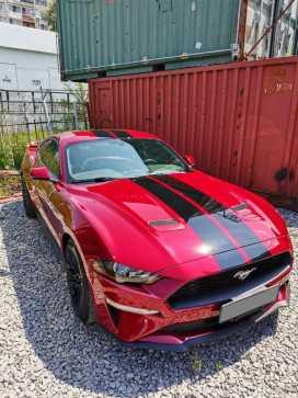 Хабаровск Mustang 2018
