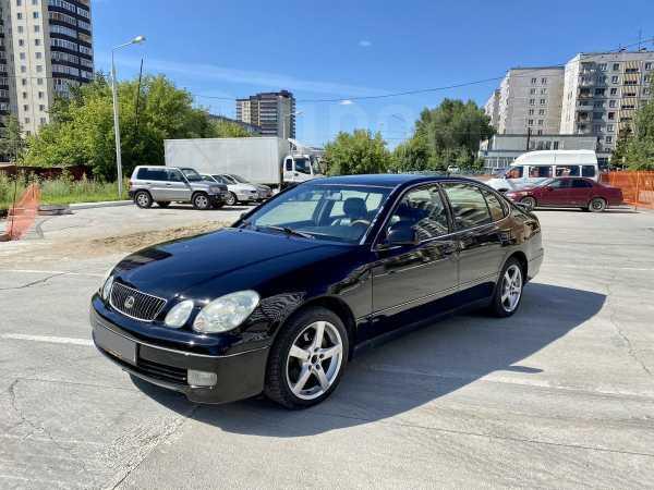 Lexus GS430, 2002 год, 500 000 руб.