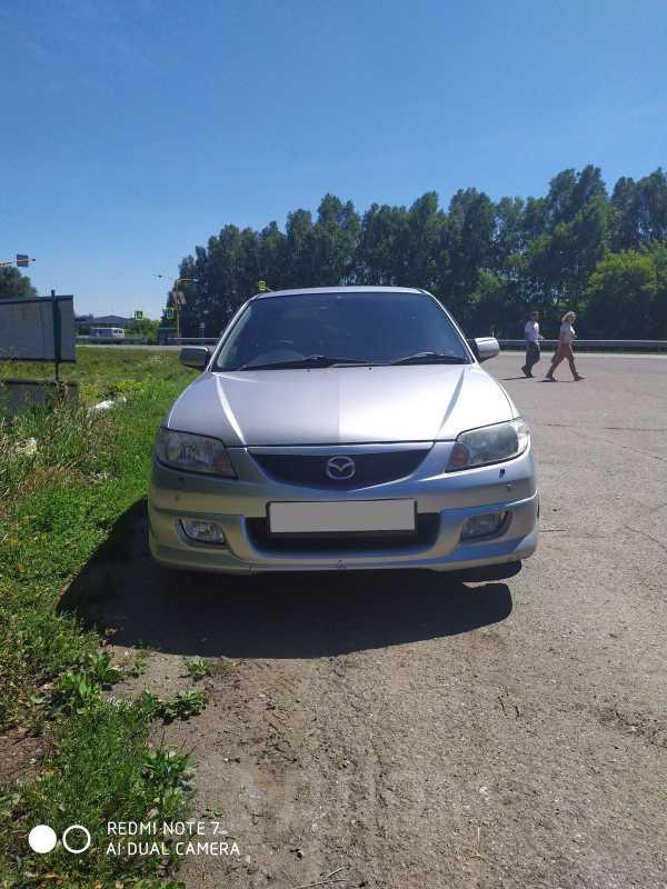Mazda 323, 2003 год, 190 000 руб.