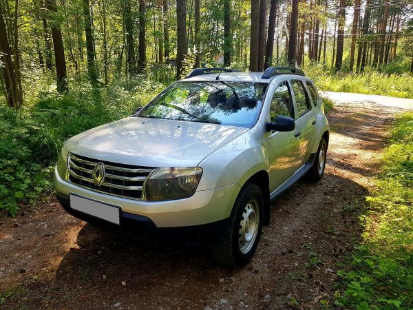 Renault Duster, 2013 год, 549 000 руб.