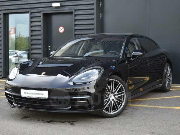 Porsche Panamera, 2017 год, 6 895 000 руб.
