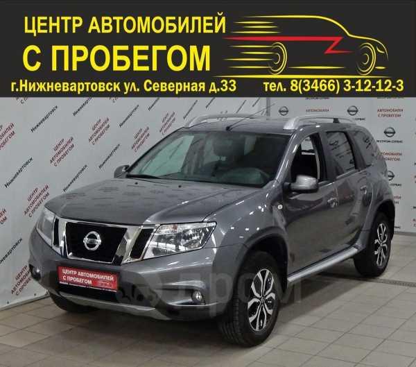 Nissan Terrano, 2017 год, 1 015 000 руб.