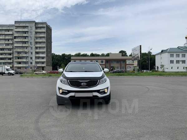 Kia Sportage, 2012 год, 875 000 руб.