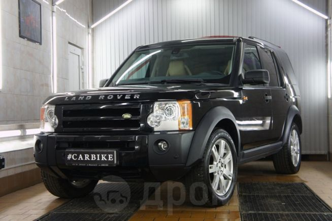Land Rover Discovery, 2008 год, 759 000 руб.