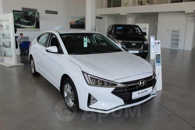 Hyundai Elantra, 2020 год, 1 330 000 руб.
