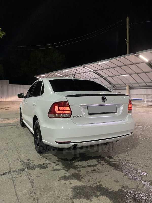 Volkswagen Polo, 2018 год, 579 000 руб.