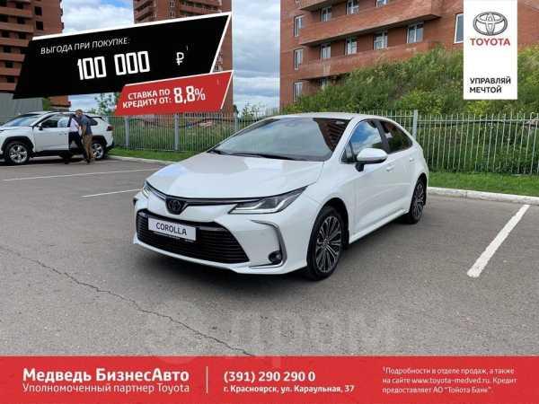 Toyota Corolla, 2020 год, 1 764 354 руб.