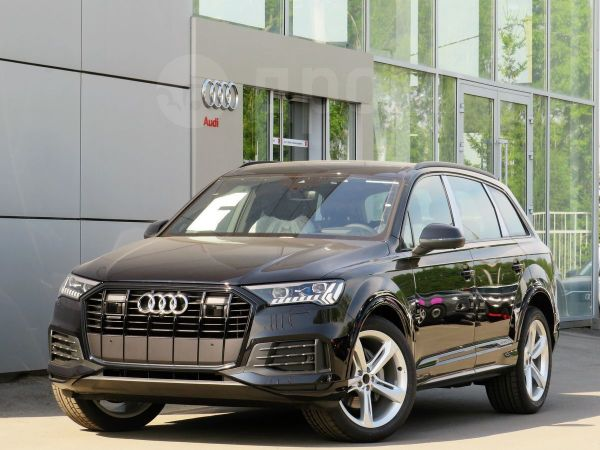 Audi Q7, 2019 год, 7 043 000 руб.