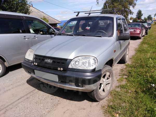 Chevrolet Niva, 2005 год, 160 000 руб.