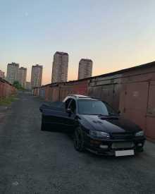 Москва Impreza WRX 1998