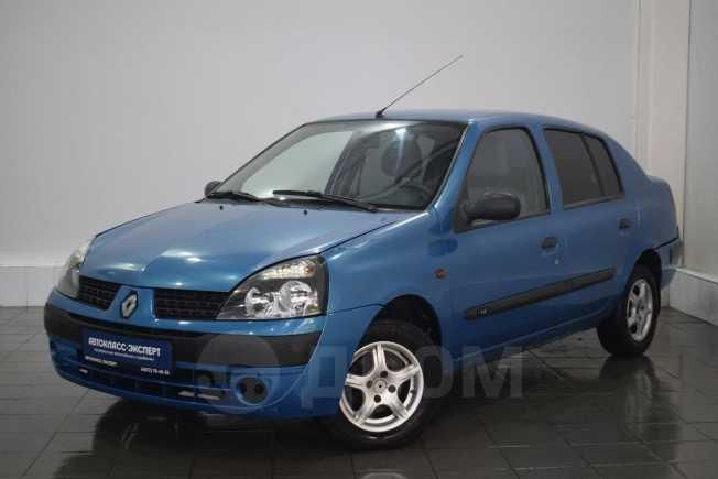 Renault Symbol, 2002 год, 189 000 руб.