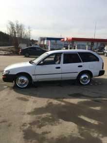 Красногорск Corolla 1992