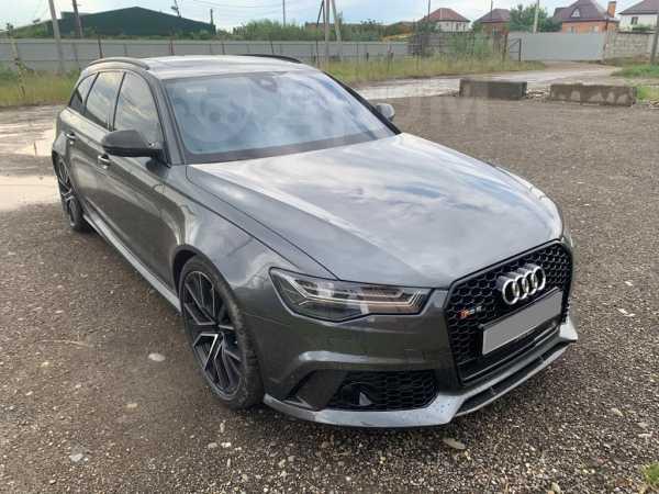 Audi RS6, 2017 год, 6 000 000 руб.