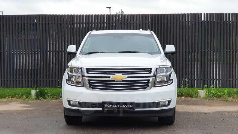 Chevrolet Tahoe, 2016 год, 2 490 000 руб.