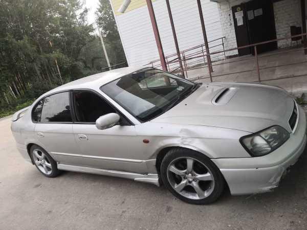 Subaru Legacy B4, 1999 год, 80 000 руб.
