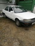 Toyota Corolla, 1987 год, 55 000 руб.