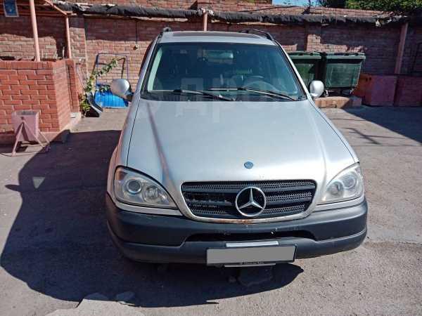 Mercedes-Benz M-Class, 2000 год, 180 000 руб.