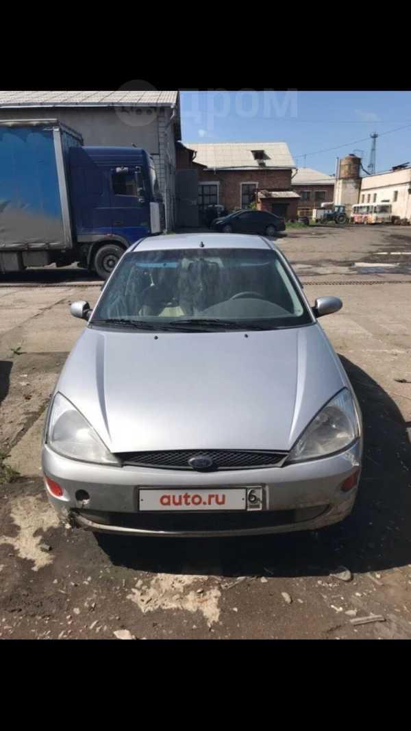 Ford Focus, 2001 год, 97 000 руб.