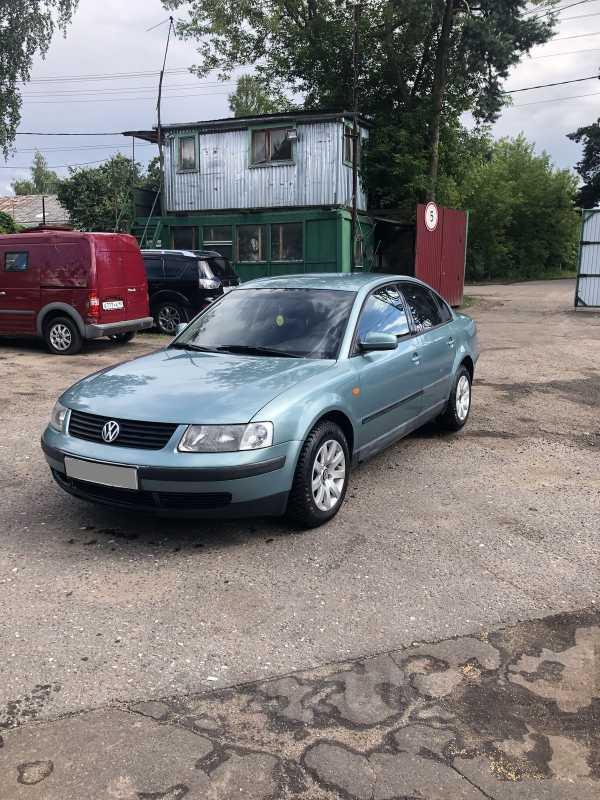 Volkswagen Passat, 1998 год, 201 000 руб.