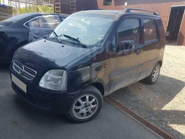 Opel Agila, 2003 год, 58 000 руб.