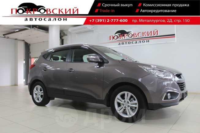Hyundai ix35, 2011 год, 799 000 руб.