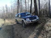 Иркутск L200 2005