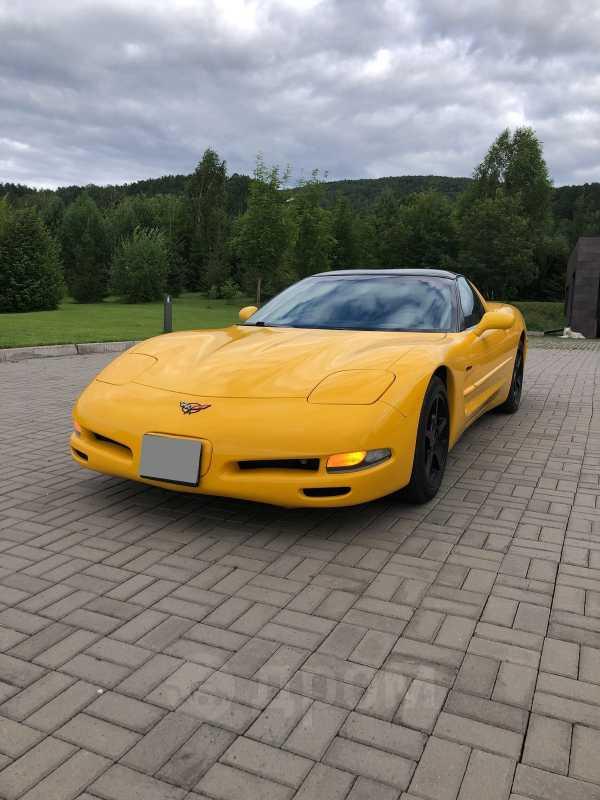 Chevrolet Corvette, 2001 год, 1 400 000 руб.
