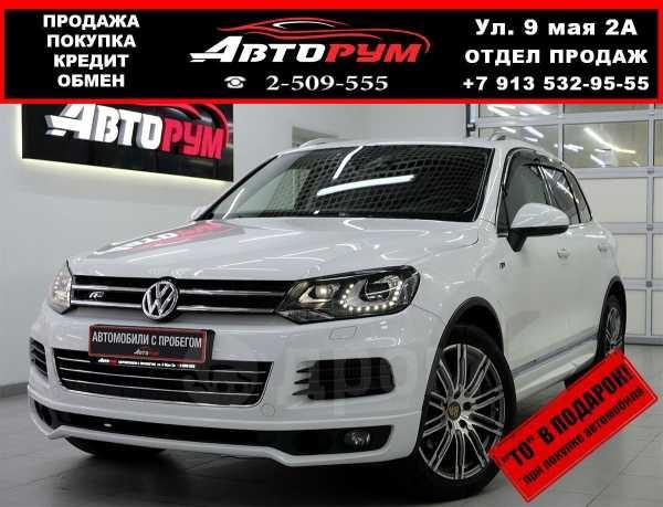 Volkswagen Touareg, 2014 год, 1 857 000 руб.