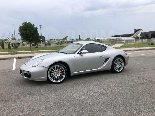 Porsche Cayman, 2008 год, 1 350 000 руб.