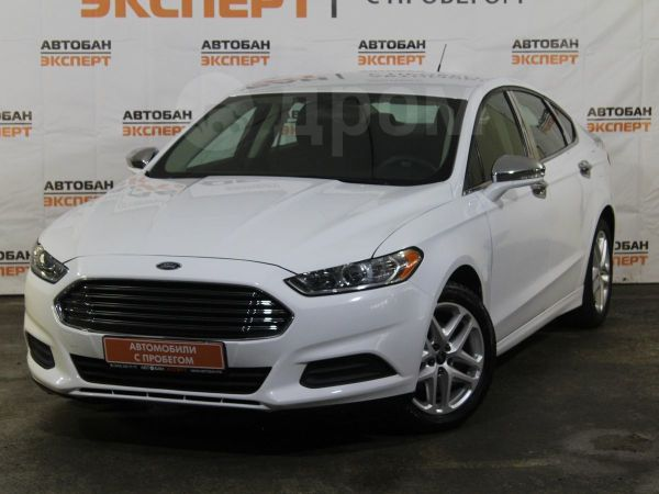 Ford Fusion, 2015 год, 829 000 руб.