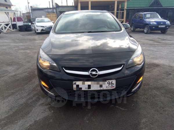 Opel Astra, 2013 год, 435 000 руб.