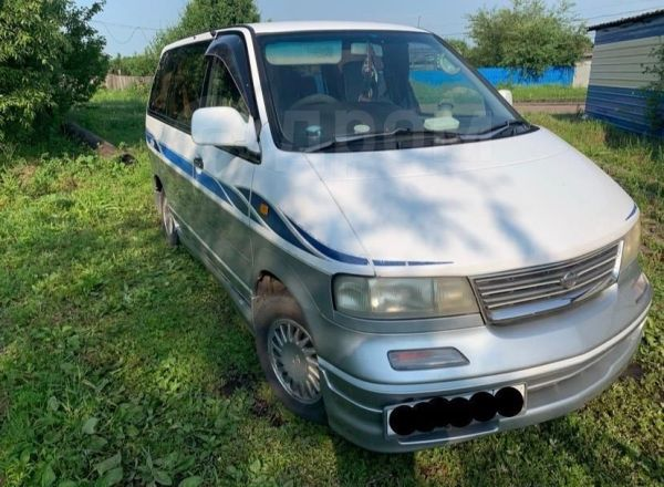 Nissan Largo, 1998 год, 280 000 руб.
