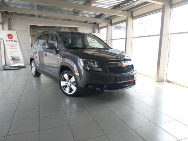 Chevrolet Orlando, 2011 год, 697 000 руб.