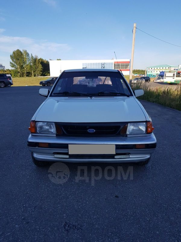 Ford Festiva, 1989 год, 82 000 руб.