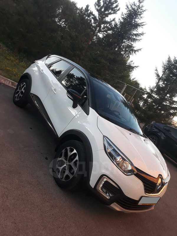 Renault Kaptur, 2017 год, 1 050 000 руб.