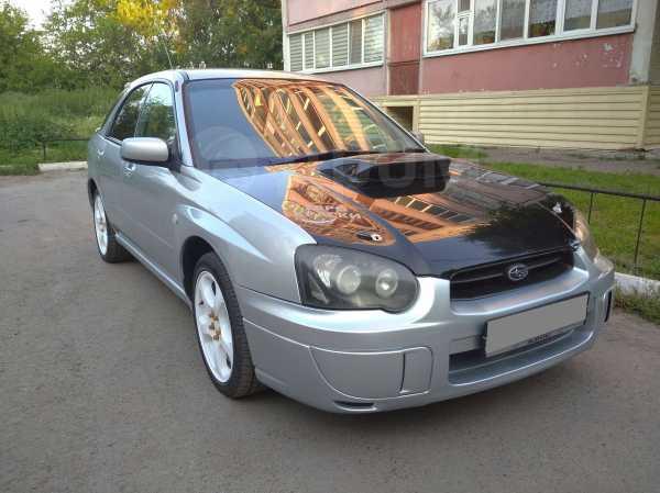 Subaru Impreza, 2002 год, 215 000 руб.