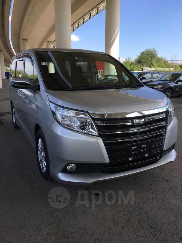 Toyota Noah, 2016 год, 1 157 000 руб.