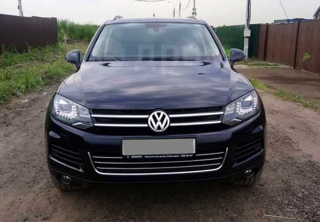 Volkswagen Touareg, 2012 год, 1 700 000 руб.