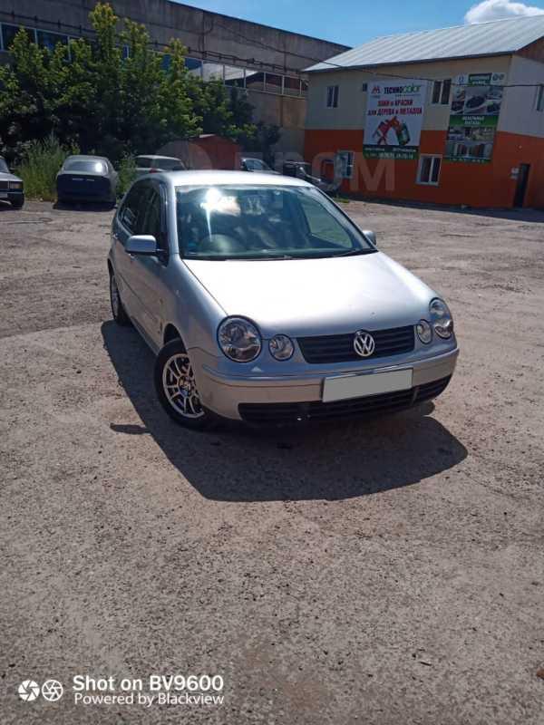 Volkswagen Polo, 2003 год, 255 000 руб.