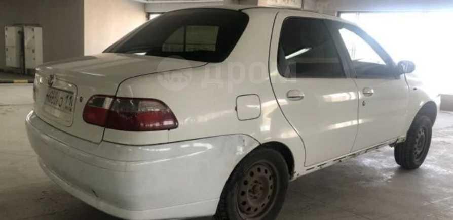 Fiat Albea, 2009 год, 48 000 руб.
