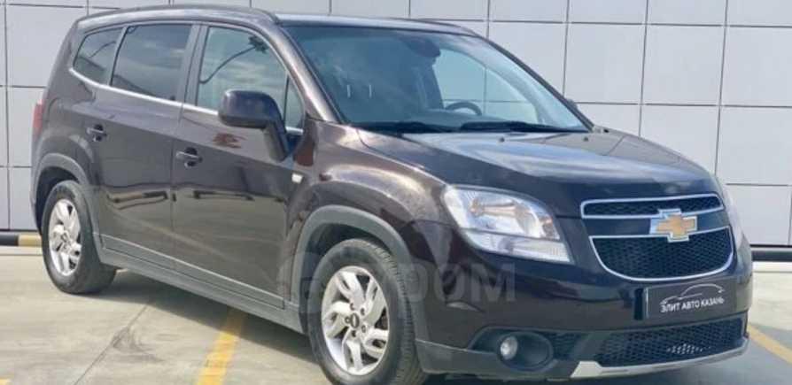 Chevrolet Orlando, 2013 год, 650 000 руб.